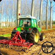 ländlich Landwirtschaft Traktor sim Farmer Spiele