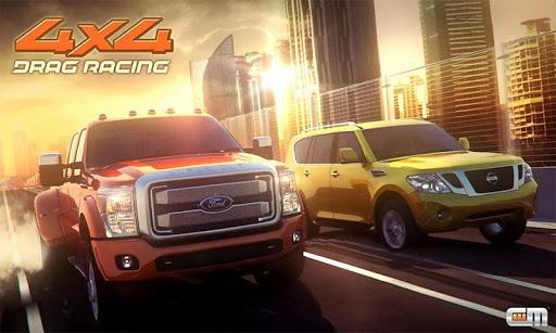 Drag Racing 4x4 screenshot 9