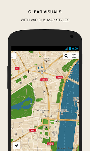 GPS Navigation & Maps - Scout  screenshots 5