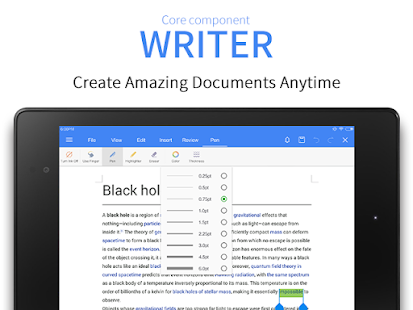 WPS Office + PDF Screenshot