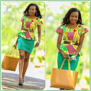 Kente latest style ideas android apps on google play for Applications robe de mariage pour android
