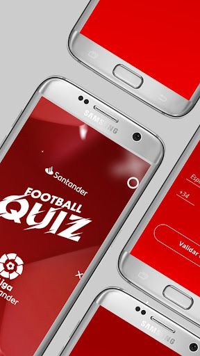 SANTANDER FOOTBALL QUIZ screenshot 3