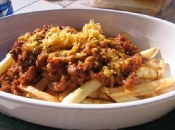 Taco Chili Fries Recipe