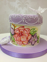 Photo: Gift Box cake by Tabu's Cake Boutique (5/22/2012) View cake details here: http://cakesdecor.com/cakes/16151
