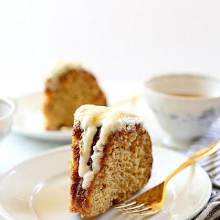 Guilt-Free Orange Juice Glazed Cake (GF).