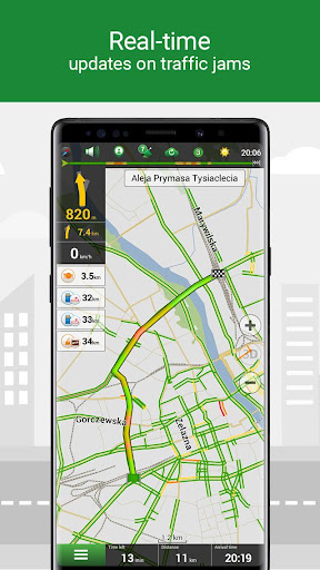 Navitel Navigator GPS & Maps screenshot 6