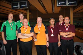 Photo: Sieger Senioren-Doppel