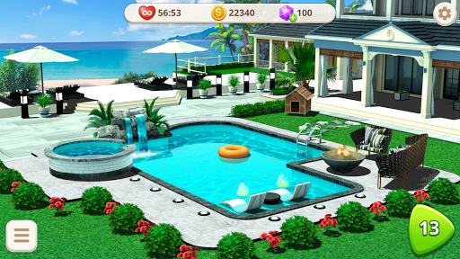 Home Design : Caribbean Life apkpoly screenshots 7