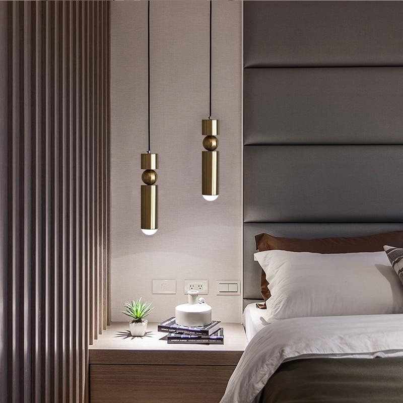 Minimalist Nordic Bedroom Pendant Light Ideas