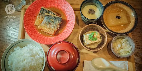 夏屋食堂 低調內斂的美味和風定食 細膩用心的創意料理