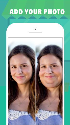 Fatify - Make Yourself Fat App 2.1.3 screenshots 1