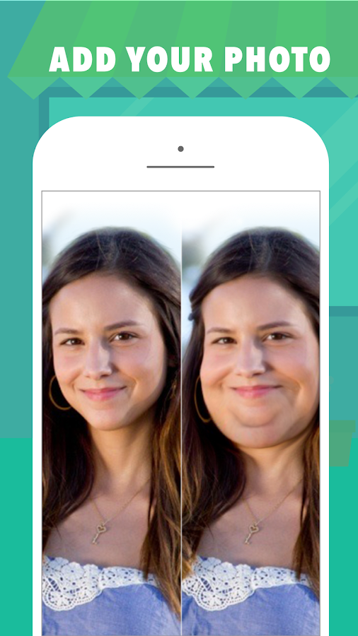 Fatify - Make Yourself Fat App- screenshot