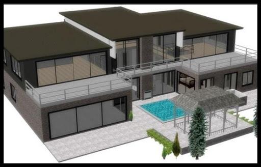 三维模型家居设计