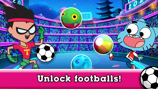 Toon Cup 2020 - Cartoon Network's Football Game 3.12.9 screenshots 4