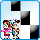 Gravity Falls Endless Piano Tiles icon