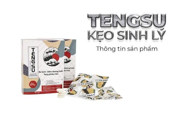 Kẹo sinh lý Tengsu mua ở đâu chất lượng tốt?