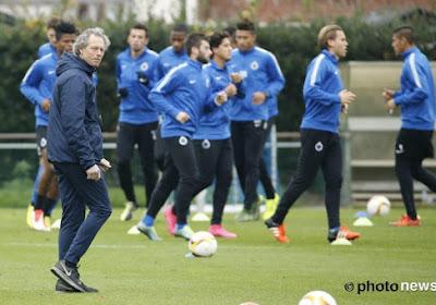 Michel Preud'homme heeft stilaan keuze te over bij Club Brugge