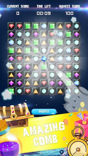 Diamond Puzzle screenshot 1