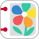 Also easy to backup photo collection (plus) Photo Book icon