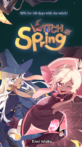Screenshot for WitchSpring in Hong Kong Play Store