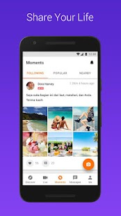 Mico - Chat, Live Streaming- screenshot thumbnail