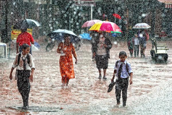 Monsone a Kathmandu