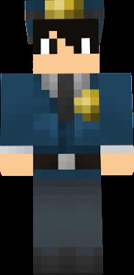 Hombre policia