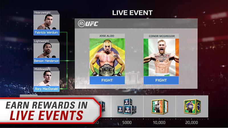 EA SPORTS UFC® Screenshot 2