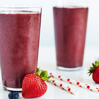 Strawberry Thunder Shakeology.