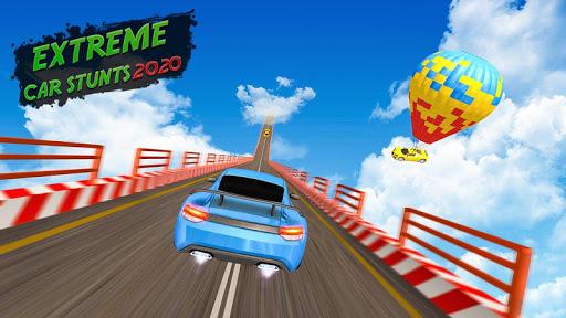 Extreme Car Stunts:Car Driving Simulator Game 2020 filehippodl screenshot 1