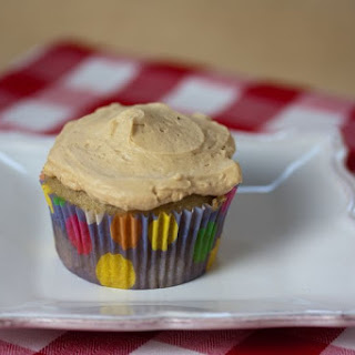 Rich Vegan Maple Frosting