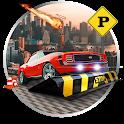 Modern Fire Car Parking 2020 icon