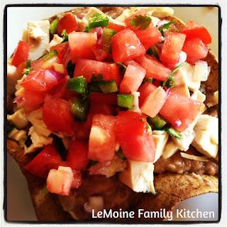 Mexican Tortilla Bowls