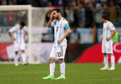 Pour un ancien sélectionneur belge, la défaite de l'Argentine est un sérieux avertissement pour les Diables Rouges
