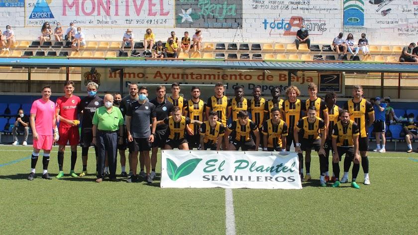 El Berja CF sigue siendo de División de Honor Andaluza.