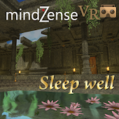 mindZense Sleep VR meditation