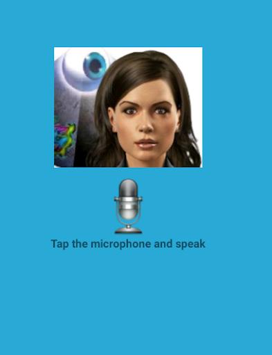 Speak to ALICE