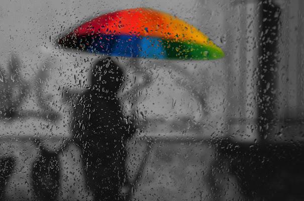 Pioggia a colori di Pietro Forti