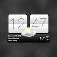 Sense V2 Flip Clock & Weather icon