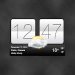 Sense V2 Flip Clock & Weather 5.42.1