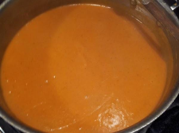 Butternut Bisque Recipe