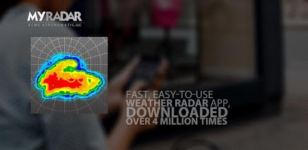 MyRadar Weather Radar APK poster
