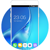 Theme for Galaxy J3 Pro HD: Material Design Themes
