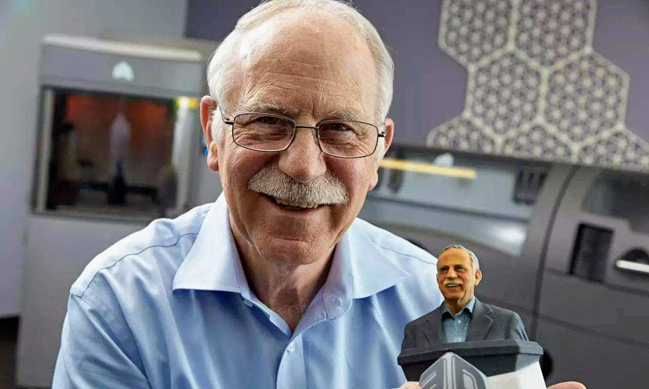 3D-принтер, изобретение 1980-х годов, которое торжествует 30 лет спустя