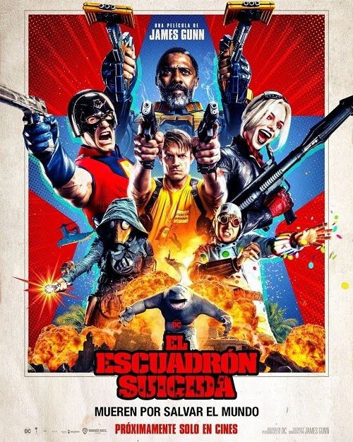 El escuadrón suicida (The Suicide Squad)