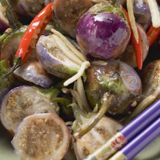 Thai Eggplant Recipes.