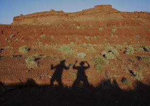 """Photo: """"Kokopaddlers"""" dance."""