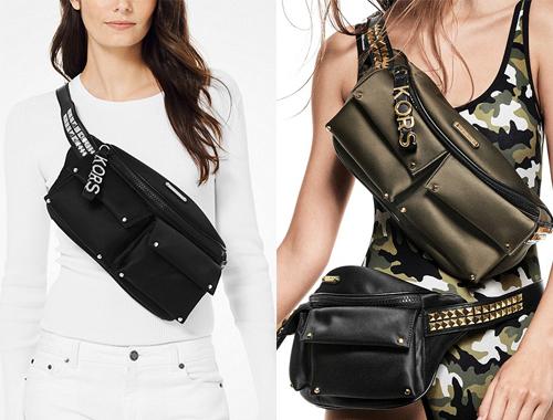 Túi đeo chéo Michael Kors dành cho cô nàng cá tính