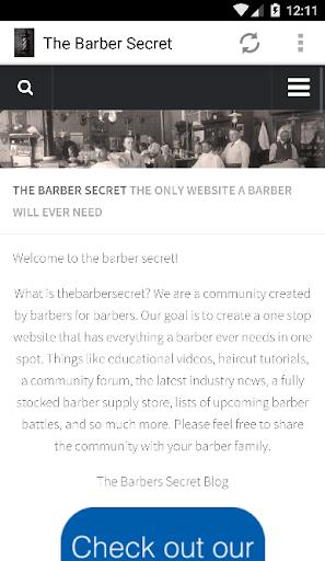 玩免費遊戲APP|下載The Barber Secret app不用錢|硬是要APP