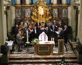 Photo: Requiemmis met Schola Cantorum Wahlwiller